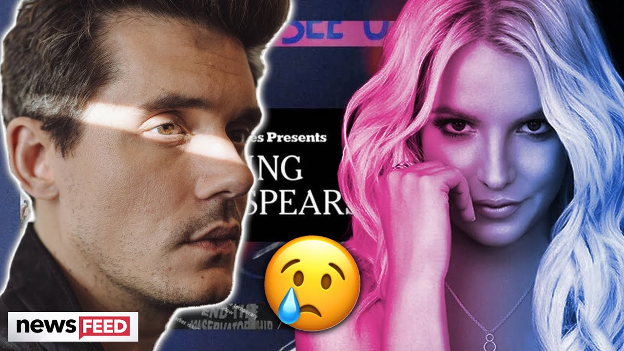 John Mayer Was In TEARS During Britney Spears Documentary