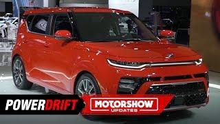 2019 Kia Soul : Box full of fun : 2018 LA Auto Show : PowerDrift