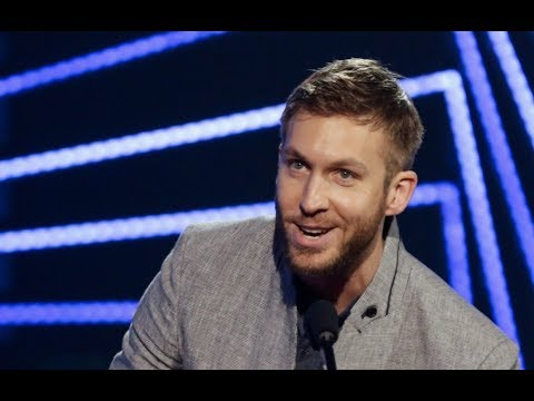 CALVIN HARRIS IS ALL ABOUT TRANSHUMANISM! (TECHNOLOGY)