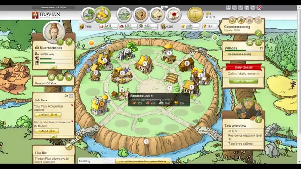 Episode 2 farming and position of ancient cities in the map episode 2 farming and position of ancient cities in the map travian go pro youtube gumiabroncs Image collections