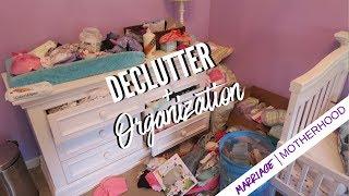 Declutter with me | Kids Room | Marriage & Motherhood