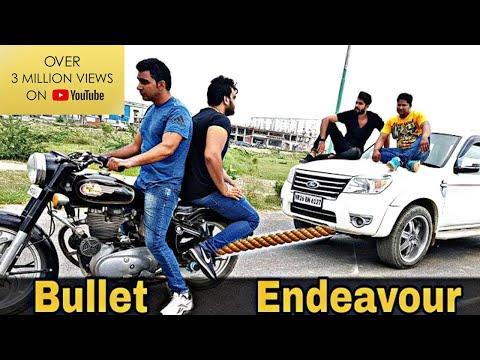 Bullet v/s Endeavour
