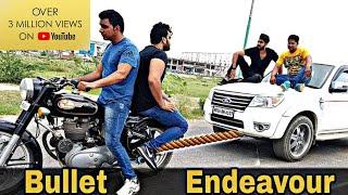 Bullet vs Endeavour-FARidaBAD ROckeRs