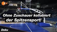 Hat der deutsche Spitzensport eine Zukunft?  | SPORTreportage - ZDF
