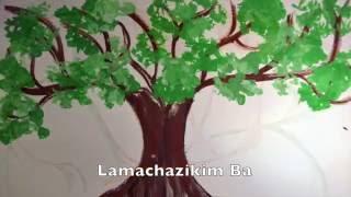 Etz Chayim Hi (closing the ark at synagogue): learn Jewish song