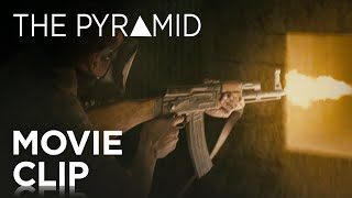 "The Pyramid | ""Terror Strikes!"" Clip [HD] | 20th Century FOX"