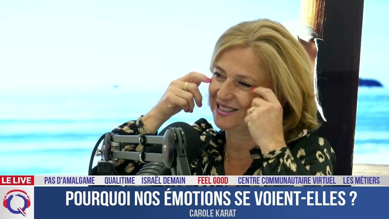 Pourquoi nos émotions se voient-elles ? - Feelgood#74