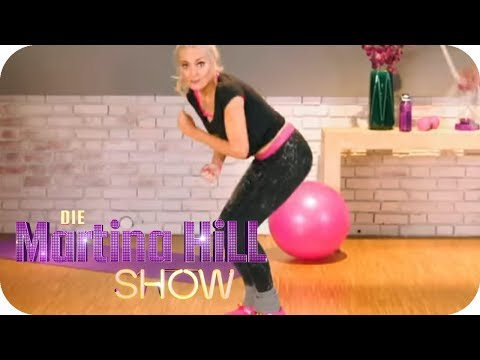 Fitness Workout mit Jamie Powers: Seilspringen | Die Martina Hill Show | SAT.1 TV
