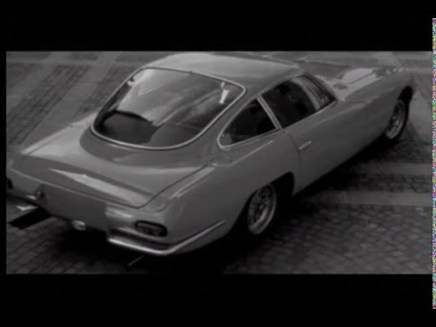 Lamborghini History 40th Anniversary