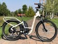 Rad Power Bikes RadCity Electric Bike Review | Electric Bike Report
