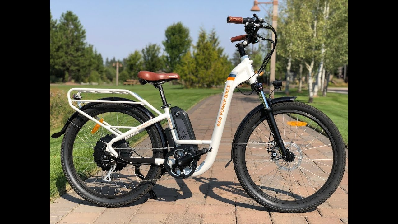 Rad Power Bikes Radcity Electric Bike Review Electric