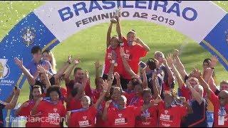 Campeonato brasileiro de futebol feminino de 2019 - série a2