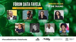 Fórum Data Favela – Economia / Periferia / Diversidade|unescoPortuguese