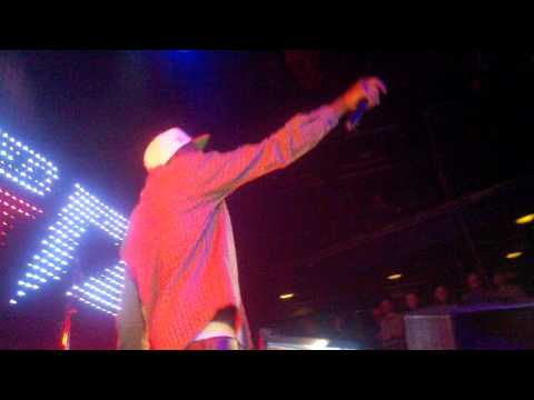 Chiddy Bang Live Freestyle @ Avalon in LA
