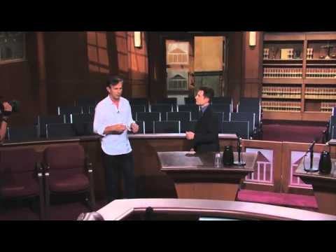 Director and Executive Producer of Judge Judy Talks About The Show