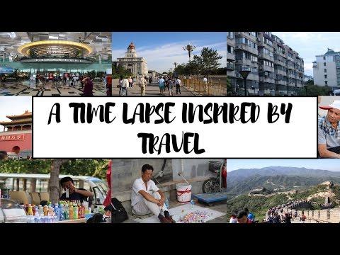 SINGAPORE - BEIJING - SHANGHAI | Travel Timelapse