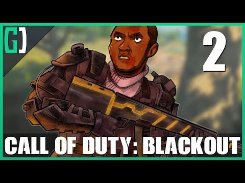 [2] Call of Duty Blackout w/ GaLm and friends thumbnail