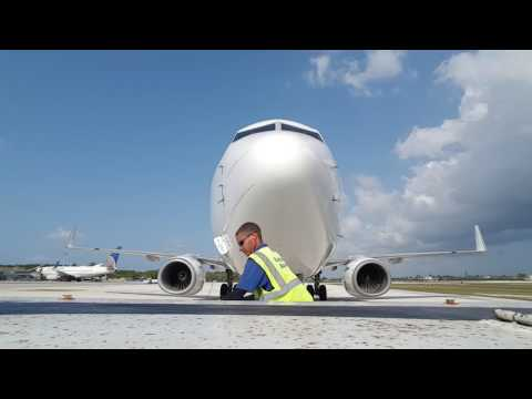 Owen Roberts International Airport Cayman Islands
