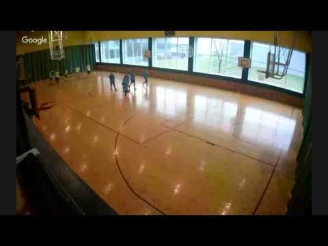 Tartu põhikoolide MV ultimate frisbee-s 2015 (saal 4)
