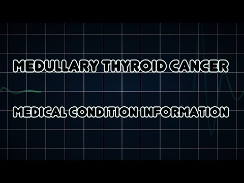 Medullary Thyroid Cancer - Help the ATA Find a Cure from YouTube · Duration:  7 minutes 44 seconds