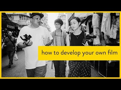 Why You Should Develop Your Own Film