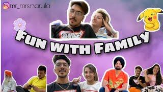 Fun with Family/ Mr Mrs Narula / Big Kids ♥️✅