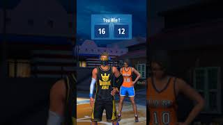 Basketball Stars Gameplay Best out of 5 with Mario