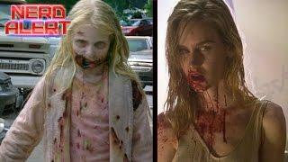 The Walking Dead vs Fear The Walking Dead Episode 1