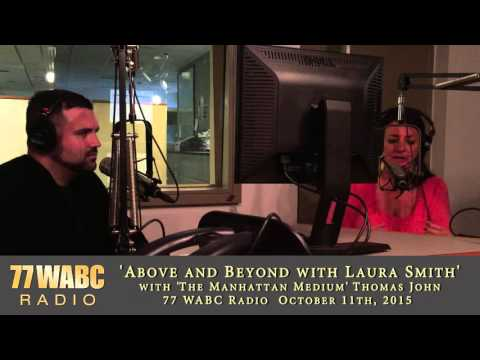 'Above and Beyond with Laura Smith' - October 11th, 2015
