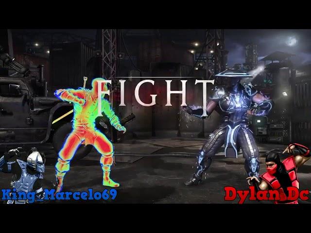 Dylan Dc V/S King_Marcelo69 En Mortal Kombat XXXLLL
