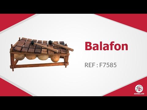 Balafon - instrument