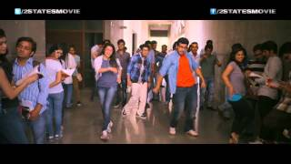 Locha-E-Ulfat - 2 States  HD with lyrics (Official Song)