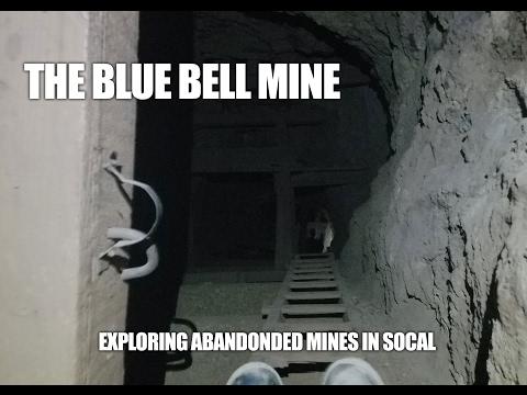 Blue Bell mine by zzyzx Rd baker ca