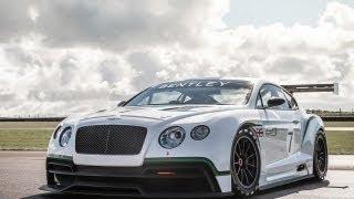 Bentley Continental GT3 بنتلي كونيننتال جي تي3 سيارة للطرقات