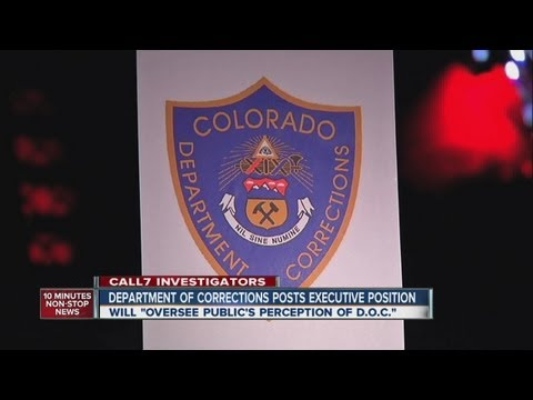 Colorado Department of Corrections hiring to fill new deputy executive director job