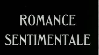 Сентиментальный романс - потрясающий фильм с единственной ролью