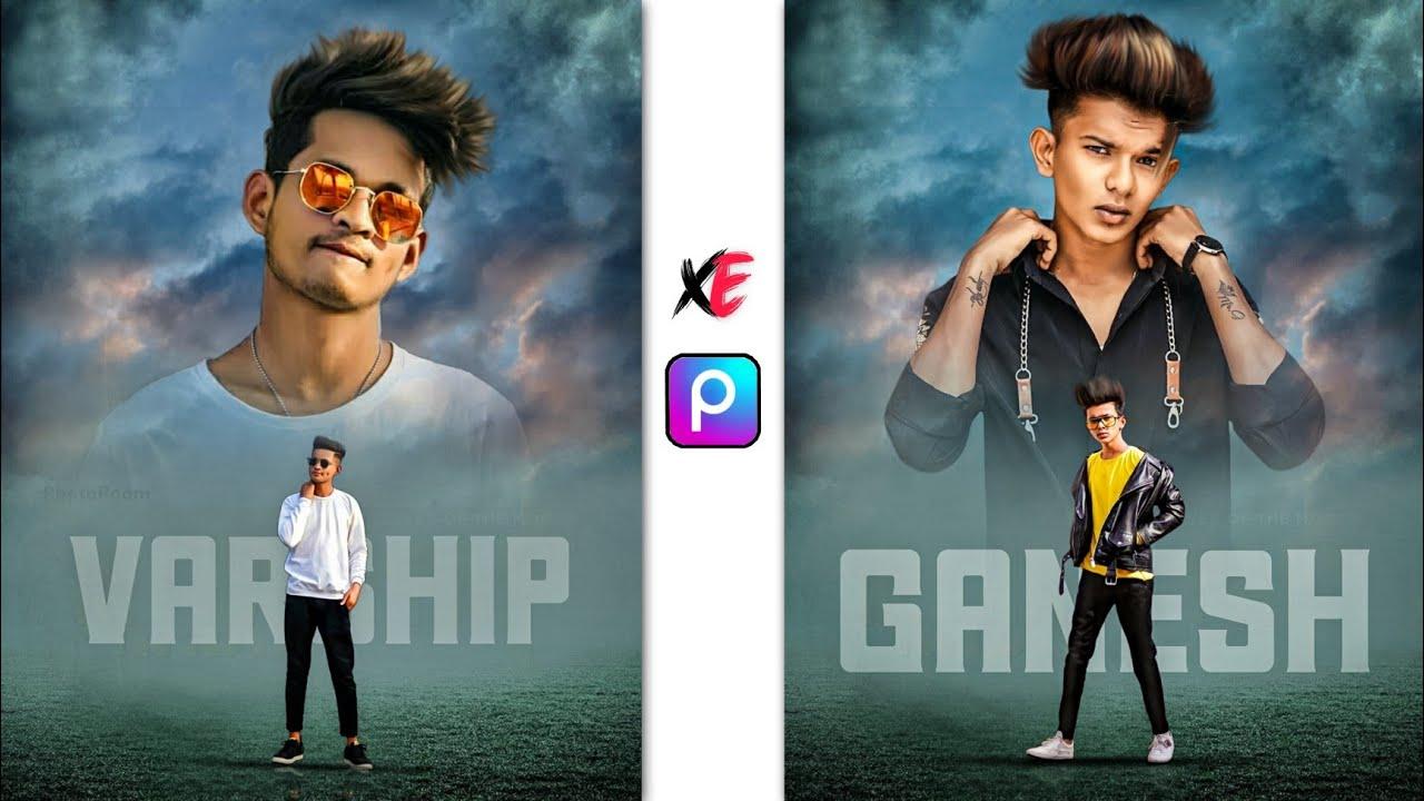 New DuaL Photo Editing in PicsArt    Picsart Editing New Style - Xyaa Edits🔥