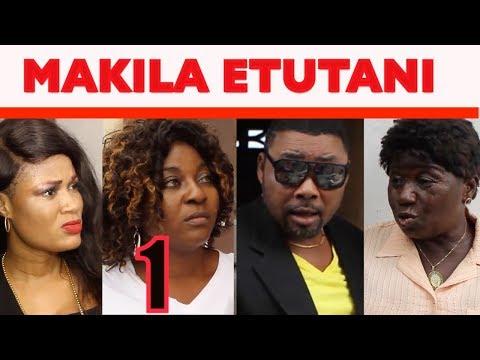 MAKILA ETUTANI Ep 1 Theatre Congolais avec Makambo,Bellevue,Dady,Alain,Ebakata,Darling,Barcelon