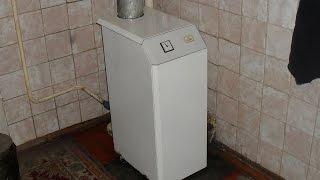 █ Чистка газового котла. Как очистить от сажи. Разборка МАЯК - 12 КС (АОГВ, АГВ всё доступно)(, 2014-10-10T10:22:50.000Z)