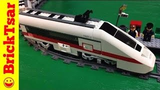 LEGO City 7897 ICE Passenger Train from 2006 - RC Trains