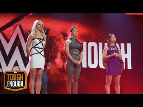 The save sends Chelsea packing: WWE Tough Enough, August 4, 2015