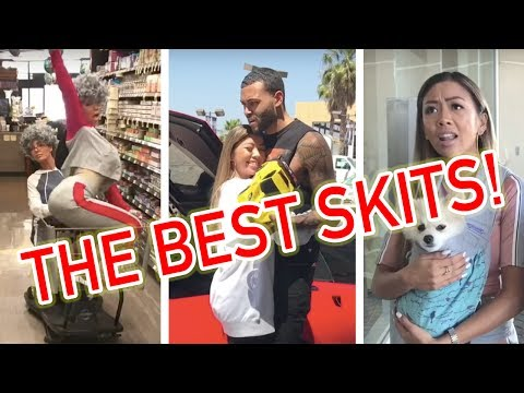 Thumbnail: MY FUNNIEST INSTAGRAM VIDEO SKITS!! | Liane V Instagram Compilation