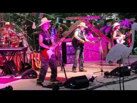 The Deckheads - Truckee Regional park,  June 27, 2017