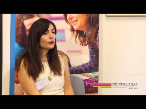 Interview with Sophia Mavridi at the 23rd IATEFL-Hungary Conference in Budapest 2013