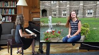 2017 PIMF Piano Studies Program Silent Movie