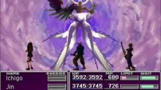 Final Fantasy VII - Final Boss: Sephiroth