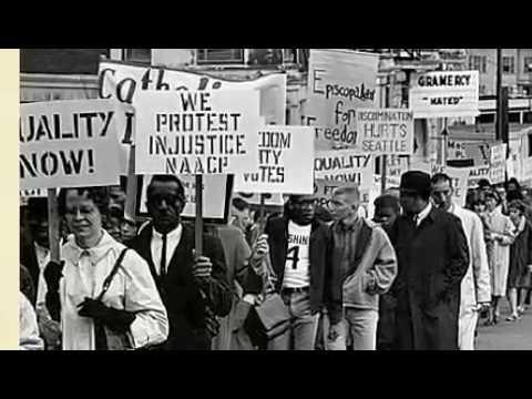 MLK Jr. to Barack Obama