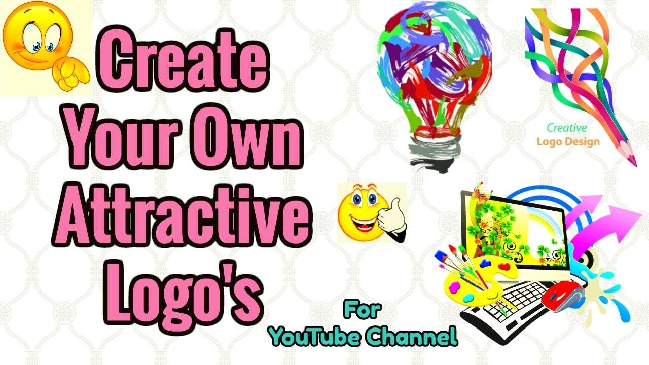 how to create your own logo