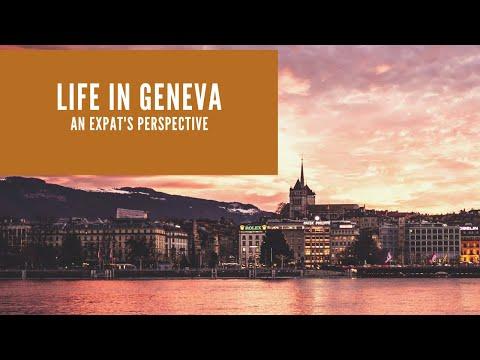 LIFE IN SWITZERLAND | GENEVA.  An Expat's perspective
