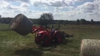 The McCoys And Their Kubota Tractor